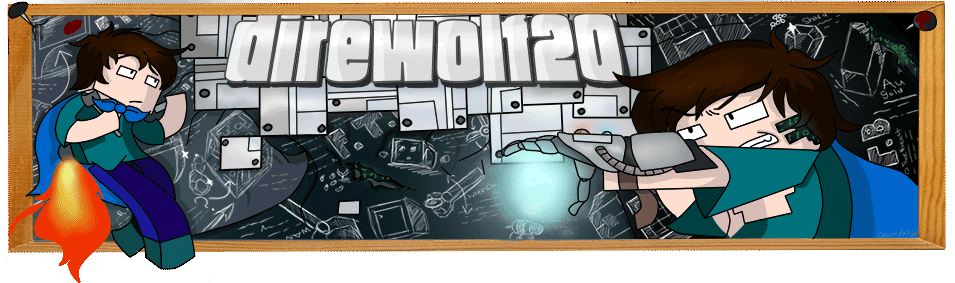 Technic Pack Direwolf20 1.6.4 Server Hosting 1.6.4