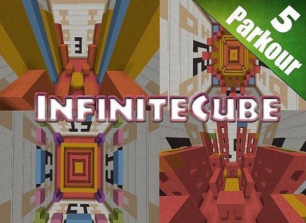 InfiniteCube Minecraft Minigame