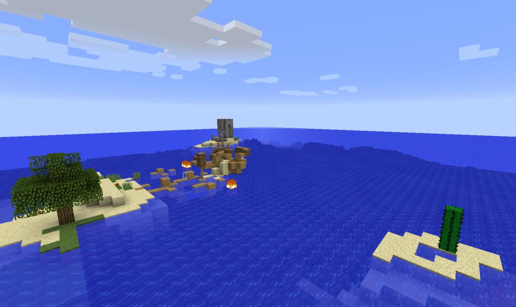 Survival Island Survival Map