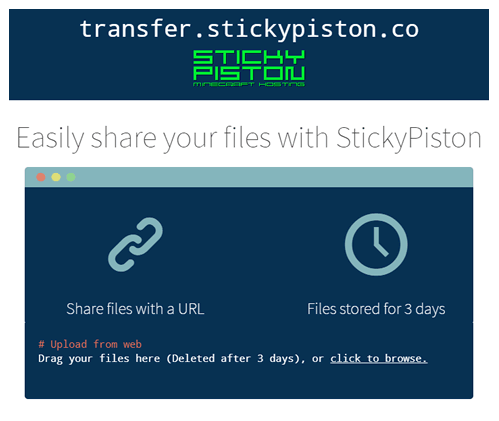 Transfer.StickyPiston.co