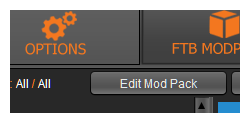 FTBLauncher edit modpack