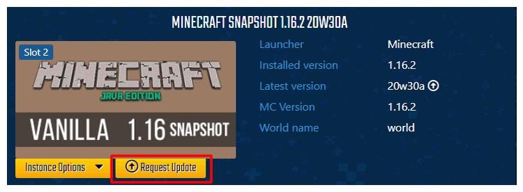 Click & Play Version Upgrade