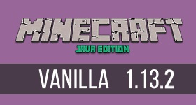 Minecraft Vanilla 1.13.2 Modpack Server Hosting