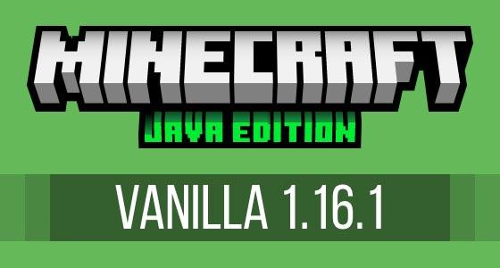 Minecraft Vanilla 1.16.1 Server Hosting
