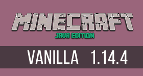 Minecraft Vanilla 1.14.4 Modpack Server Hosting