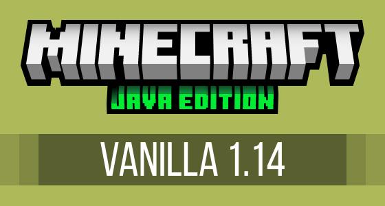 Minecraft Minecraft Vanilla 1.14 Modpack Hosting