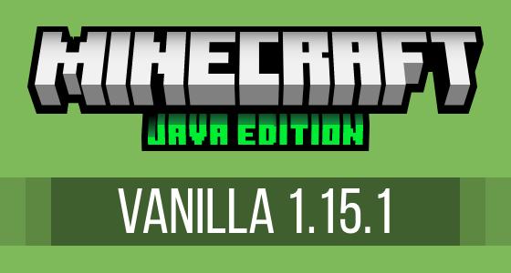 Minecraft Vanilla 1.15.1 Server Hosting