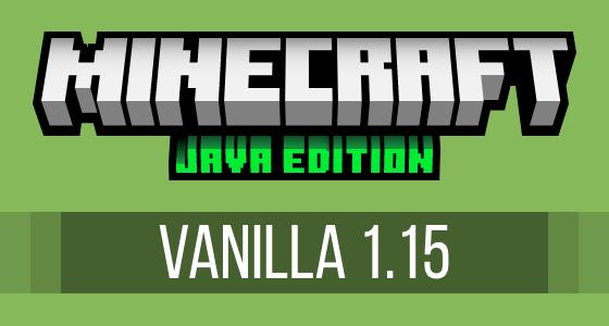 Minecraft Minecraft Vanilla 1.15 Modpack Hosting