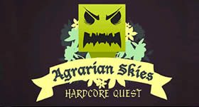 Agrarian Skies : Hardcore Quest Modpack