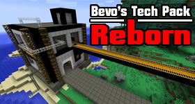 ATLauncher Bevo's Tech Pack Server Hosting Rental | StickyPiston