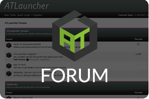 ATLauncher Forum