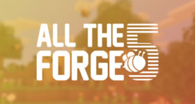 ATLauncher All The Forge 5 Modpack