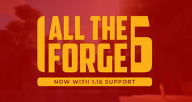 ATLauncher All the Forge 6 Modpack