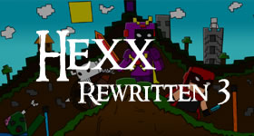 ATLauncher Hexx Rewritten 3 Modpack