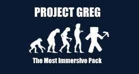 ATLauncher Project Greg Modpack
