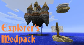 Explorer's Modpack Server Hosting