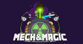 ATLauncher Mech & Magic 1.12.2 Modpack Hosting