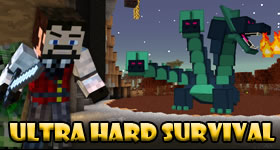 ATLauncher Ultra Hard Survival Modpack