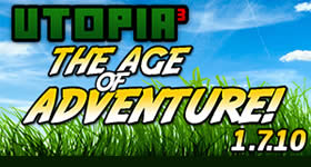 Utopia³ : The Age of Adventure Modpack