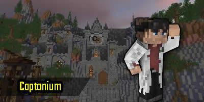 Captonium Twitch streamer