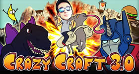 Crazy Craft 3 Modpack