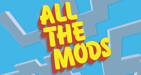 Curse All the mods Modpack Hosting