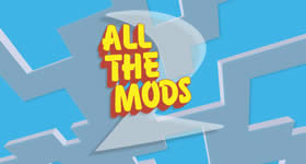 Curse All The Mods 2 Modpack Hosting