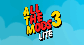 Curse All the Mods 3: Lite Modpack Hosting
