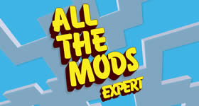 Curse All The Mods Expert Modpack Hosting