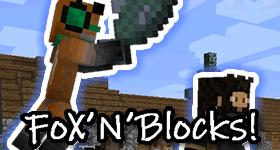 Curse FoxNBlocks Modpack Hosting