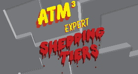 Curse All the Mods 3 Expert : Shedding Tiers Modpack