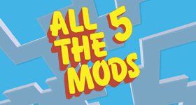 All the Mods 5 - ATM5 Server Hosting