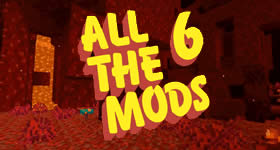 Curse All the Mods 6 - ATM6 Modpack