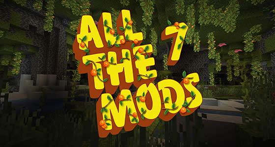 All The Mods 7 - ATM7 Server Hosting