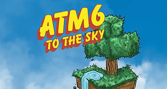 All The Mods 6 - To the Sky! - ATM6sky Server Hosting