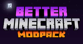 Curse Better Minecraft Modpack