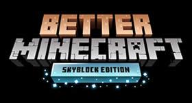 Better Minecraft Skyblock Server Hosting
