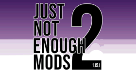 Just Not Enough Mods 2 Server Hosting