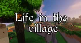 Curse Life in the village Modpack