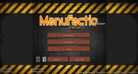 Manufactio Server Hosting
