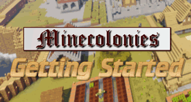 Minecolonies Getting Started Modpack
