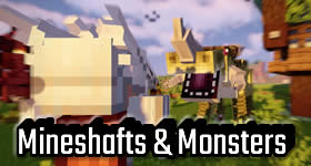Curse Mineshafts & Monsters Modpack