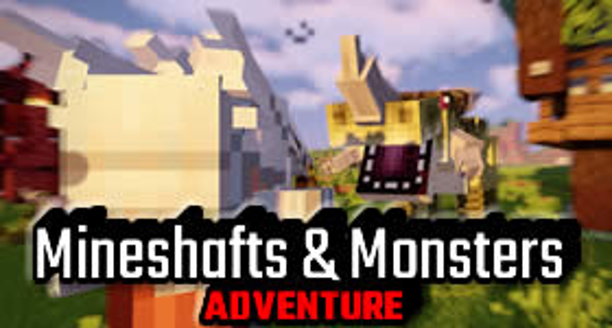 Mineshafts & Monsters (Adventure) Server Hosting