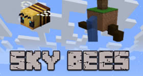 Curse Minecraft Sky Bees Modpack
