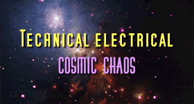 Curse  Technical Electrical: Cosmic Chaos Modpack Hosting
