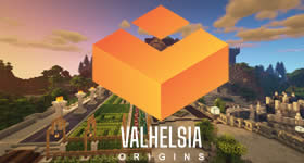 Valhelsia: Origins Server Hosting
