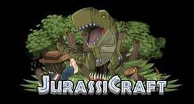 Curse The Official Jurassicraft Modpack - DragonPeas Network Modpack