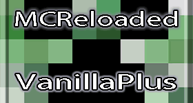 MCReloaded : Vanilla Plus Modpack