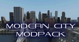 Modern City Modpack Server Hosting