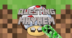 Curse Questing Mayhem Modpack Hosting